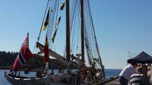 Shanty cruise med Solrik fredag 1. juni